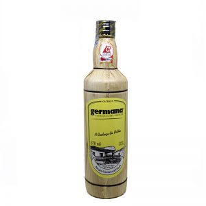 Cachaça Germana Palha 670 ml