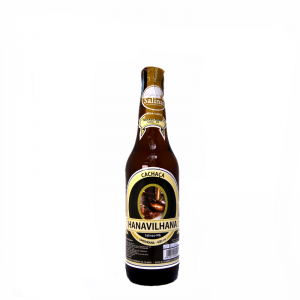 Cachaça Hanavilhana Umburana 600 ml