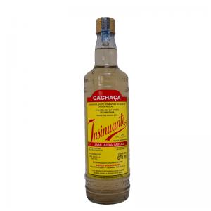 Cachaça Insinuante Umburana 670 ml