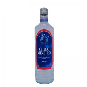 Cachaça Chico Mineiro Prata 700 ml
