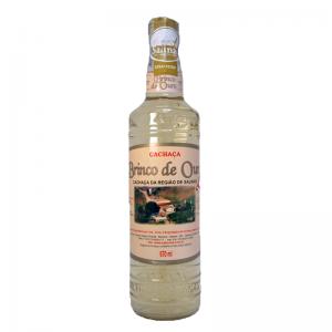 Cachaça Brinco De Ouro 670 ml