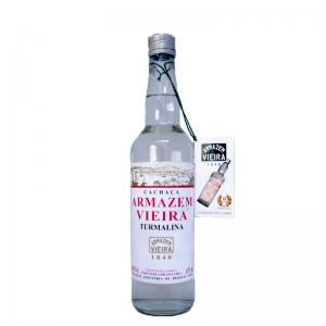 Cachaça Armazém Vieira Turmalina 670 ml