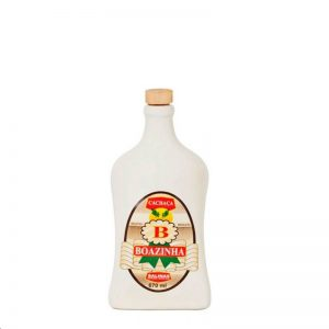 Cachaça Boazinha Porcelana 670 ml