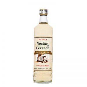 Cachaça Néctar do Cerrado Castanheira 670 ml