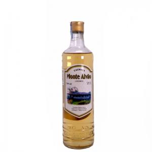 Cachaça Monte Alvão Ouro 700 ml