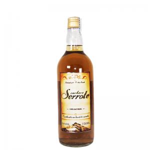 Cachaça Serrote Carvalho 750 ml