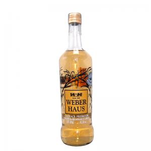 Cachaça Weber Haus Premium 670 ml