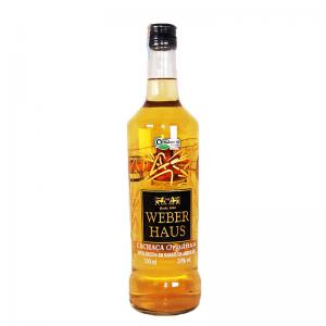 Cachaça Weber Haus Amburana 700 ml