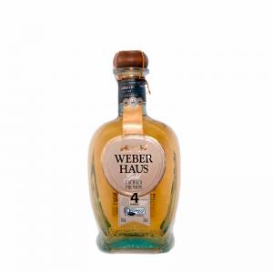 Cachaça Weber Haus Premium Gold Orgânica 750 ml