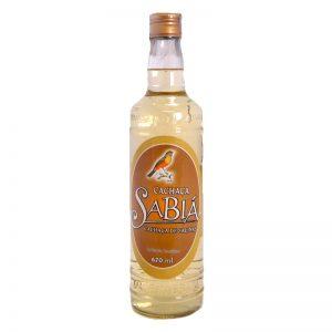 Cachaça Sabiá 670 ml