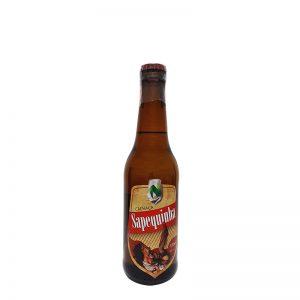 Cachaça Sapequinha Prata 330 ml