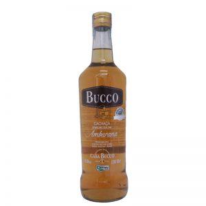 Cachaça Bucco Amburana 670ml