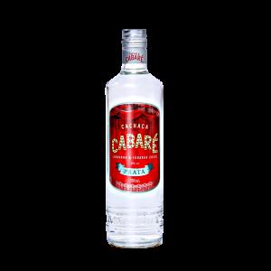 Cachaça Cabaré Prata 700 ml