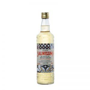 Cachaça Saliníssima Bálsamo 670 ml