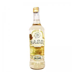 Cachaça Bassi Bálsamo 670 ml