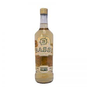 Cachaça Bassi Ouro 670 ml