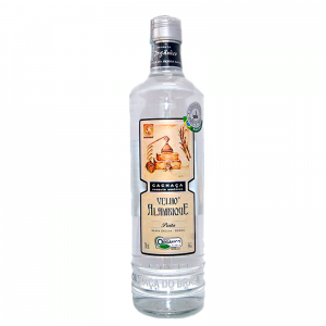 Cachaça Velho Alambique Prata Orgânica 700 ml