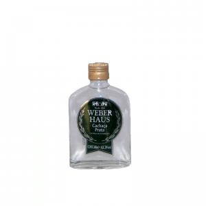 Cachaça Weber Haus Prata 160 ml