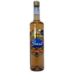 Cachaça Alambique Brasil Ouro 700 ml