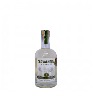 Cachaça Carvalheira Alambique 375 ml