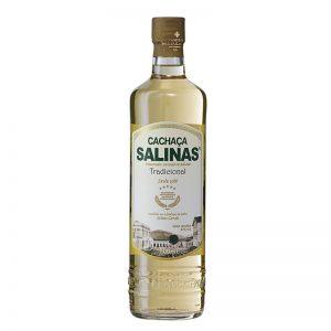 Cachaça Salinas Tradicional 700 ml