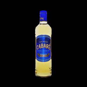 Cachaça Cabaré Amburana 700 ml