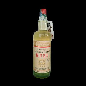 Cachaça Armazém Vieira – 750 ml – Rubi