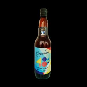 Cachaça Companheira 48 – 600 ml – Prata