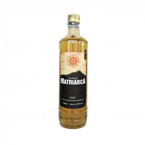 Cachaça Matriarca – 700 ml – Amburana