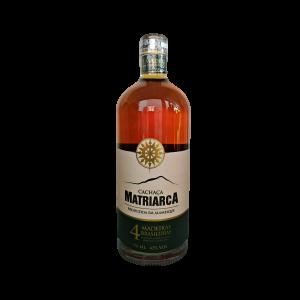 Cachaça Matriarca – 750 ml – 4 Madeiras