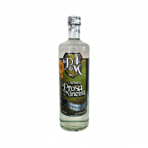 Cachaça Prosa Mineira – 700 ml – Clássica