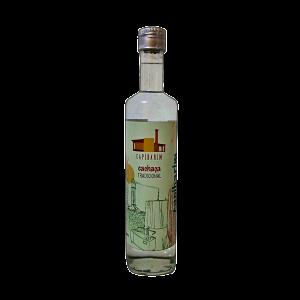 Cachaça Capibarim Tradicional – 500 ml