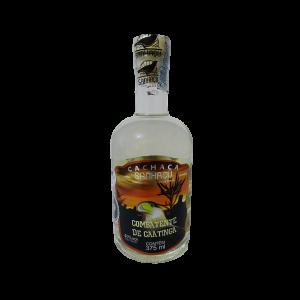 CACHAÇA SANHAÇU Combatente de Caatinga  375 ml